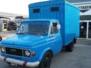 ciężarówka do przewozu bydła FIAT 616 N3/4 TRASPORTO BESTIAME ANIMALI VIVI