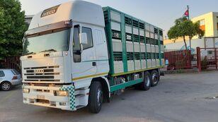ciężarówka do przewozu bydła IVECO Eurostar 240E42