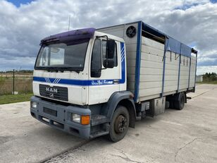 ciężarówka do przewozu bydła MAN 14.224 4x2 Animal transport
