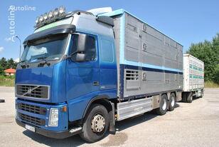 ciężarówka do przewozu bydła PEZZAIOLI FH12 480