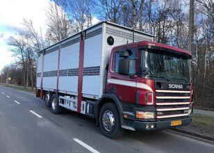 ciężarówka do przewozu bydła SCANIA 340
