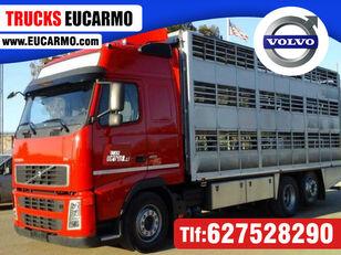 ciężarówka do przewozu bydła VOLVO FH13 400