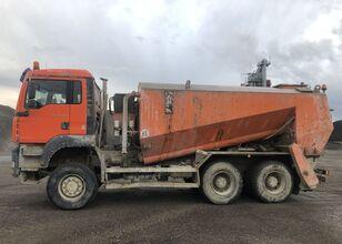 ciężarówka do przewozu cementu MAN TGA 26.310
