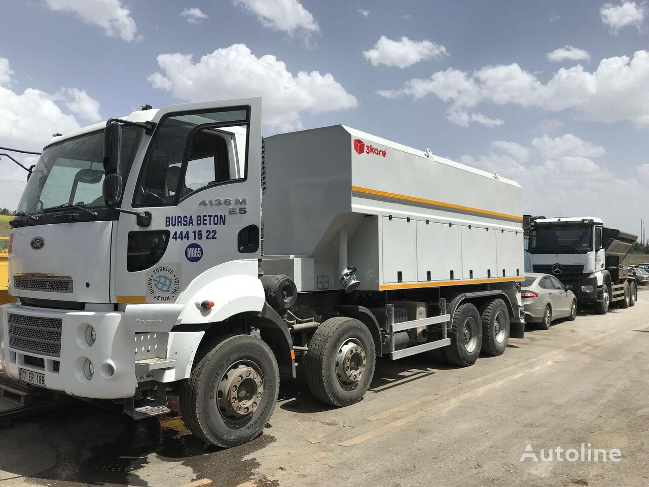 nowa ciężarówka do przewozu cementu 3Kare Toz Malzeme Serici / Çimento Serici