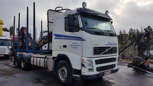 ciężarówka do przewozu drewna VOLVO FH480