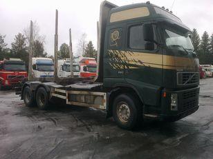 ciężarówka do przewozu drewna VOLVO FH540 6x4