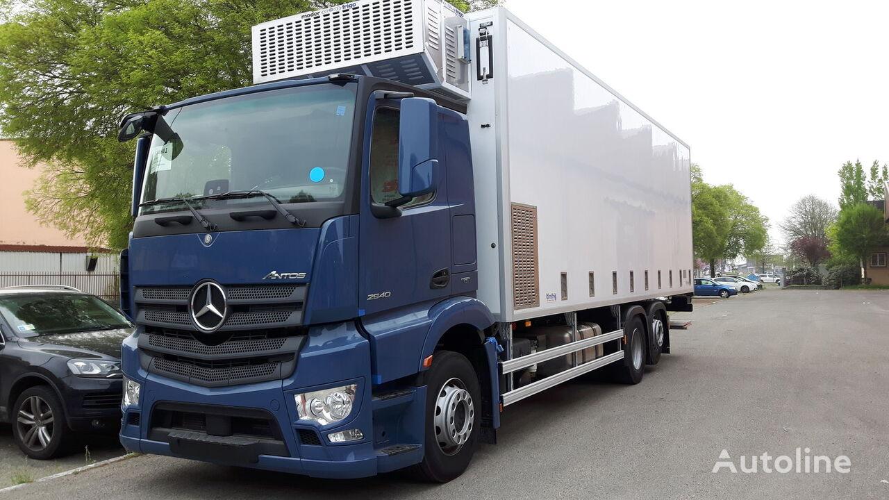 nowa ciężarówka do przewozu drobiu MERCEDES-BENZ SPECIAL CHIKS TRASPORT VEHICLE-Koeken Aufbau-