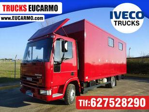 ciężarówka do przewozu koni IVECO EUROCARGO 80 E 16