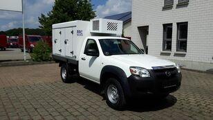 ciężarówka do przewozu lodów MAZDA B 50 4WD ColdCar Eis/Ice -33°C 2+2 Tuev 06.2023 4x4 Eiskühlaufba