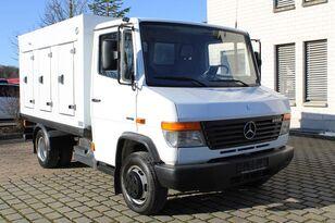 ciężarówka do przewozu lodów MERCEDES-BENZ Vario613D ICE-33°C 182tkm Radstand3150 Euro 5