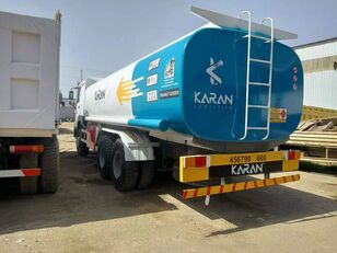 ciężarówka do przewozu paliw HOWO On Sale!!! 6x4 Aluminium Compartments Fuel Tank Truck