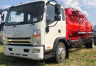 nowa ciężarówka do przewozu paliw JAC Автотопливозаправщик АТЗ-8 на шасси JAC N 120
