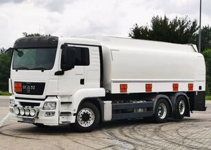 ciężarówka do przewozu paliw MAN TGS