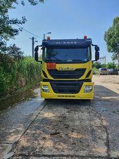 ciężarówka do przewozu paliw OMSP Iveco stralis