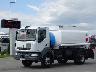 ciężarówka do przewozu paliw RENAULT MIDLUM 280 DXI / 4X4 / FUEL TANK TRUCK / CISTERN / 11800 L /