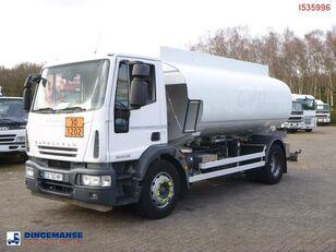 ciężarówka do przewozu paliw IVECO Eurocargo ML190EL28 4x2 fuel tank 13.7 m3 / 4 comp