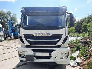 ciężarówka do przewozu paliw IVECO Stralis 260S46
