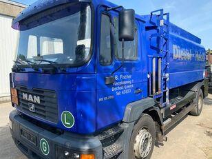 ciężarówka do przewozu paliw MAN M39 - 18.285 MLC - ME 18.280