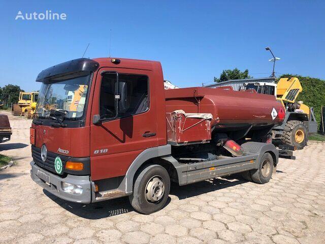ciężarówka do przewozu paliw MERCEDES-BENZ Atego 818