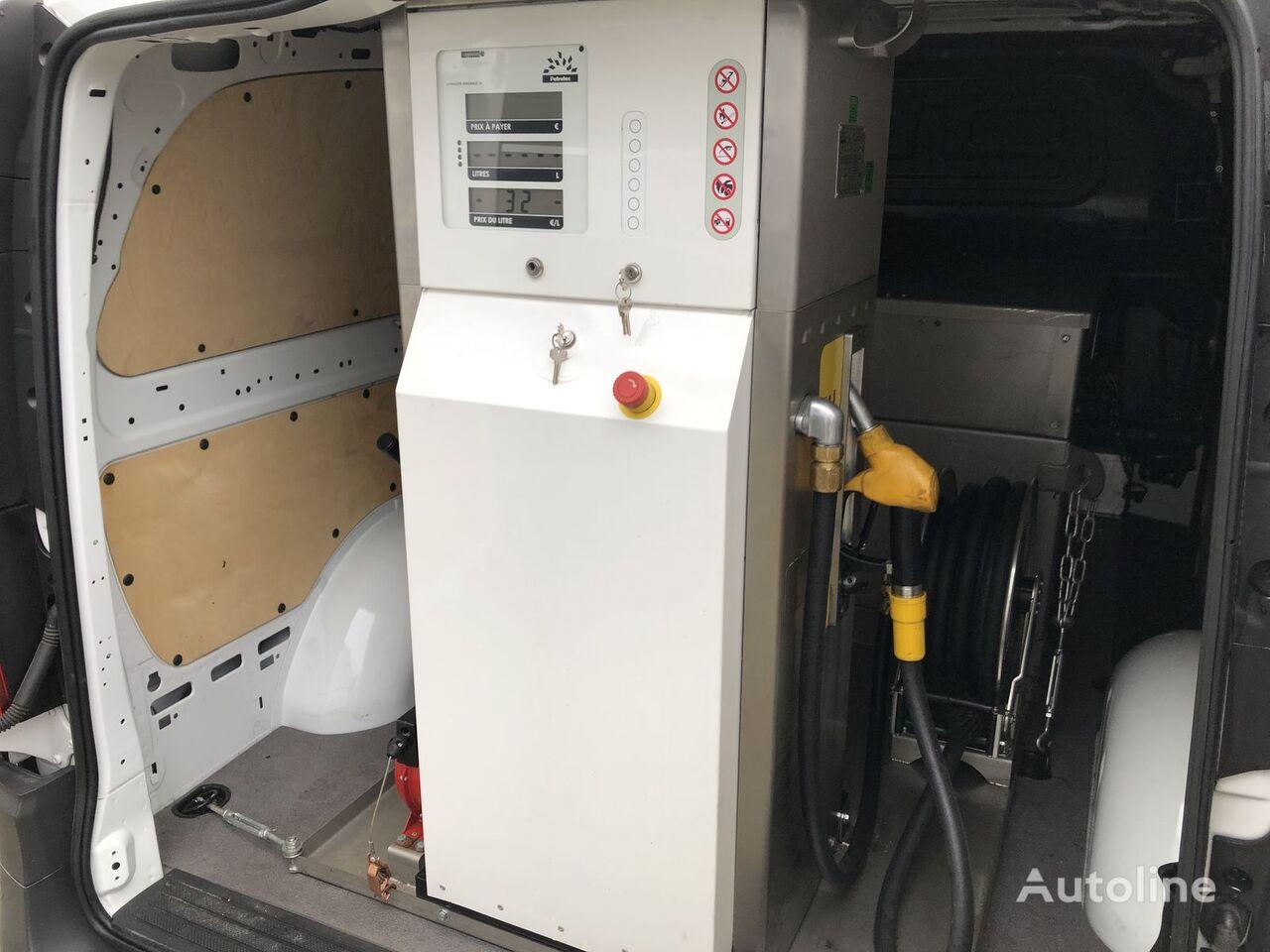 ciężarówka do przewozu paliw MERCEDES-BENZ Vito 111 cdi Lang betankungsfahrzeug Blocalps 330