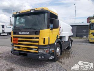 ciężarówka do przewozu paliw SCANIA P 94 - STAN BARDZO DOBRY !!