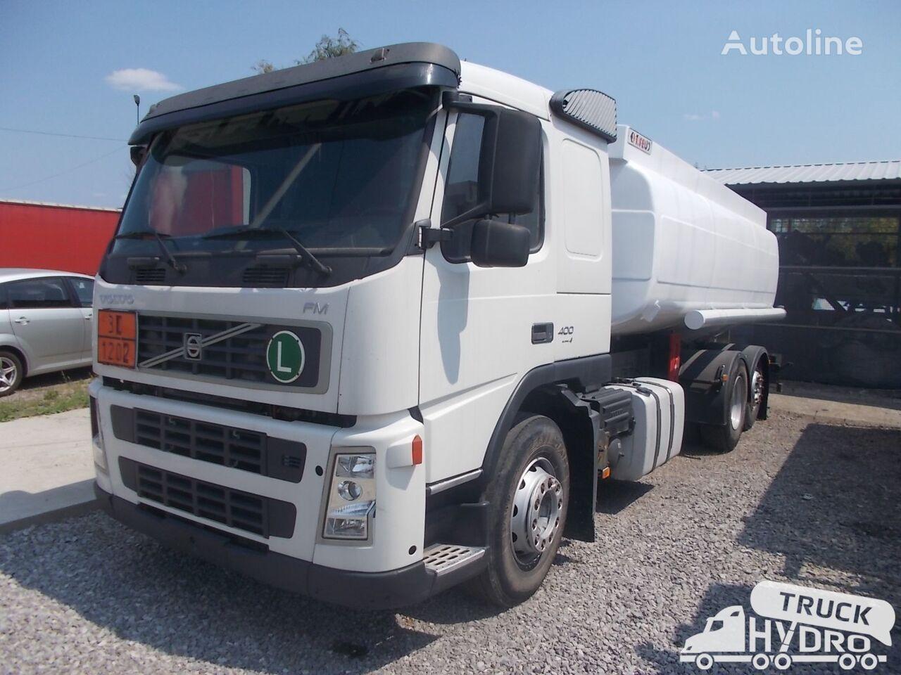 ciężarówka do przewozu paliw VOLVO FM 6XR - DO PRZEWOZU PALIW PŁYNNYCH KLASY 3 ADR - EURO 4