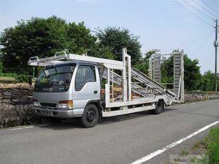 ciężarówka do przewozu samochodów ISUZU Elf