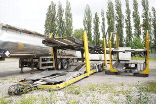 ciężarówka do przewozu samochodów LOHR Body + trailer set , for 8-12 cars