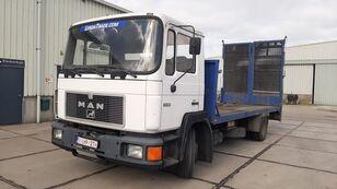 ciężarówka do przewozu samochodów MAN FL 14.192 Euro 1 Engine / Winch 15000 kg