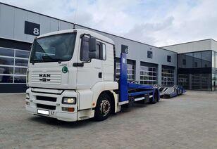 ciężarówka do przewozu samochodów MAN TGA 18.400 (1273)
