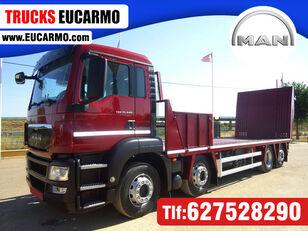 ciężarówka do przewozu samochodów MAN  TGS 35 440