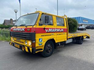 ciężarówka do przewozu samochodów MAZDA T3500 HOLLAND TRUCK MANUAL FULL STEEL SPRING