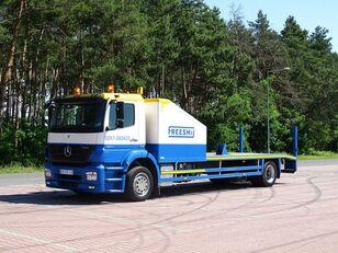 ciężarówka do przewozu samochodów MERCEDES-BENZ AXOR 1824