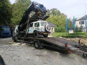 ciężarówka do przewozu samochodów NISSAN Alteon