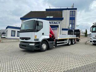 ciężarówka do przewozu samochodów RENAULT 370.26