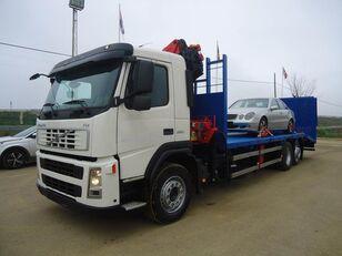 ciężarówka do przewozu samochodów VOLVO FM 12 830