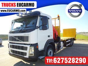ciężarówka do przewozu samochodów VOLVO FM12 380