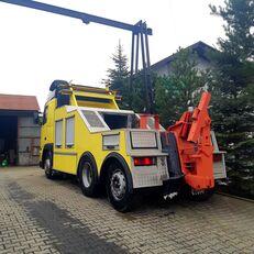 ciężarówka do przewozu samochodów VOLVO fh 12 holownik towing truck