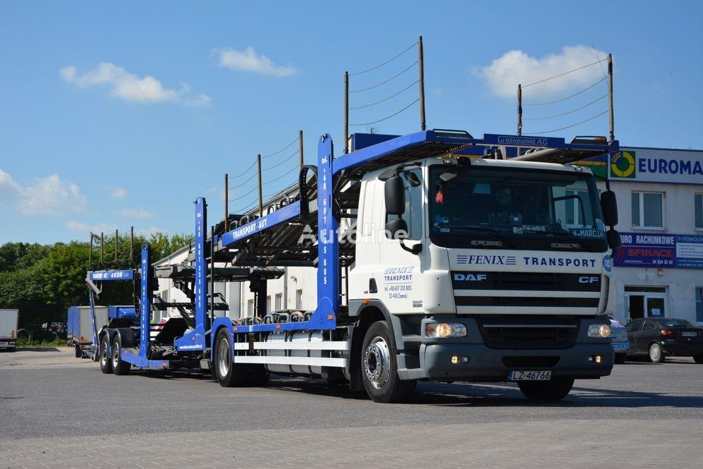 ciężarówka do przewozu samochodów DAF CF 360