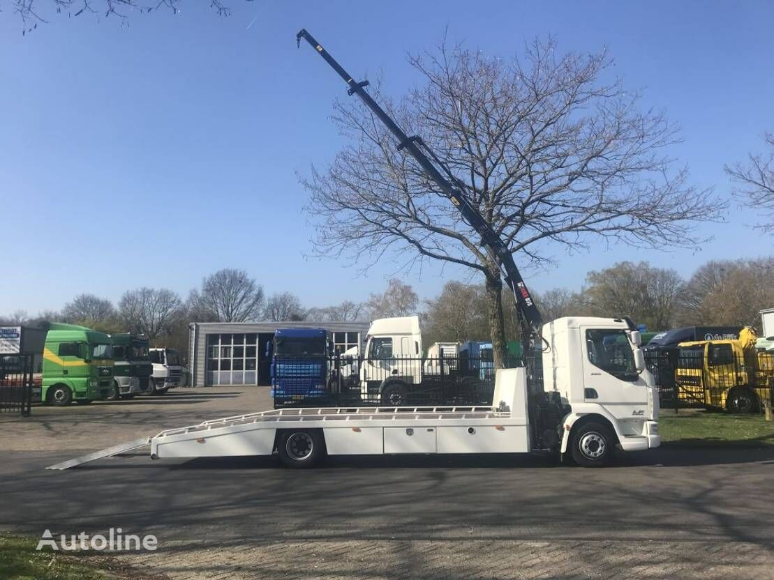 ciężarówka do przewozu samochodów DAF Daf LF-220