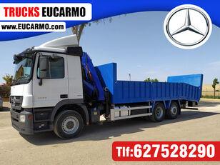 ciężarówka do przewozu samochodów MERCEDES-BENZ ACTROS 25 32