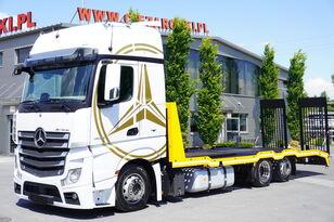 ciężarówka do przewozu samochodów MERCEDES-BENZ Actros 2545 , E6 , 6x2 , NEW BODY 2021 , 7.9m , ramps , winch