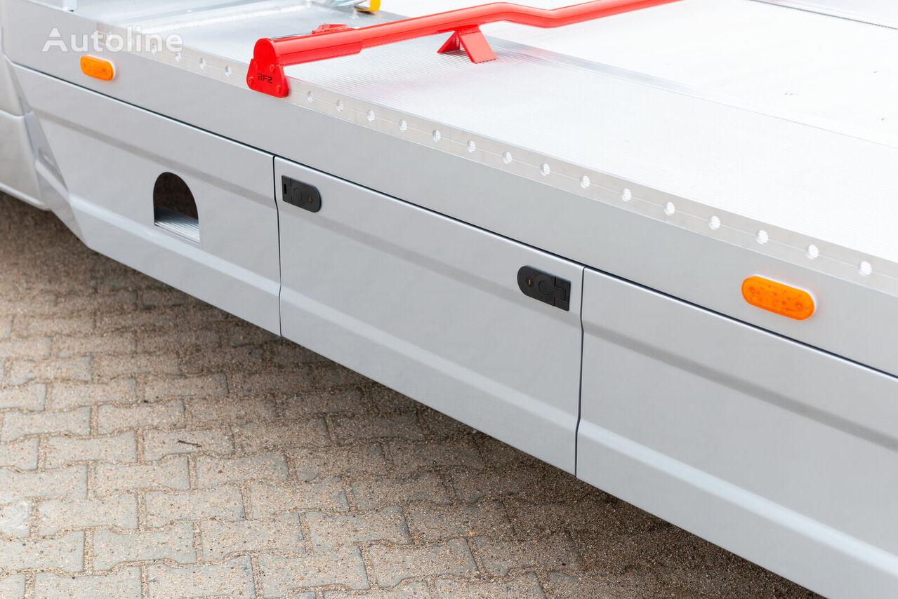 nowa ciężarówka do przewozu samochodów MERCEDES-BENZ Sprinter 519 V6  NAVI LED LUFTFEDERUNG NEU MODEL 907