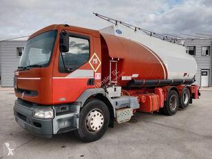ciężarówka do przewozu samochodów RENAULT