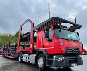 ciężarówka do przewozu samochodów RENAULT D WIDE LOHR C2H99S