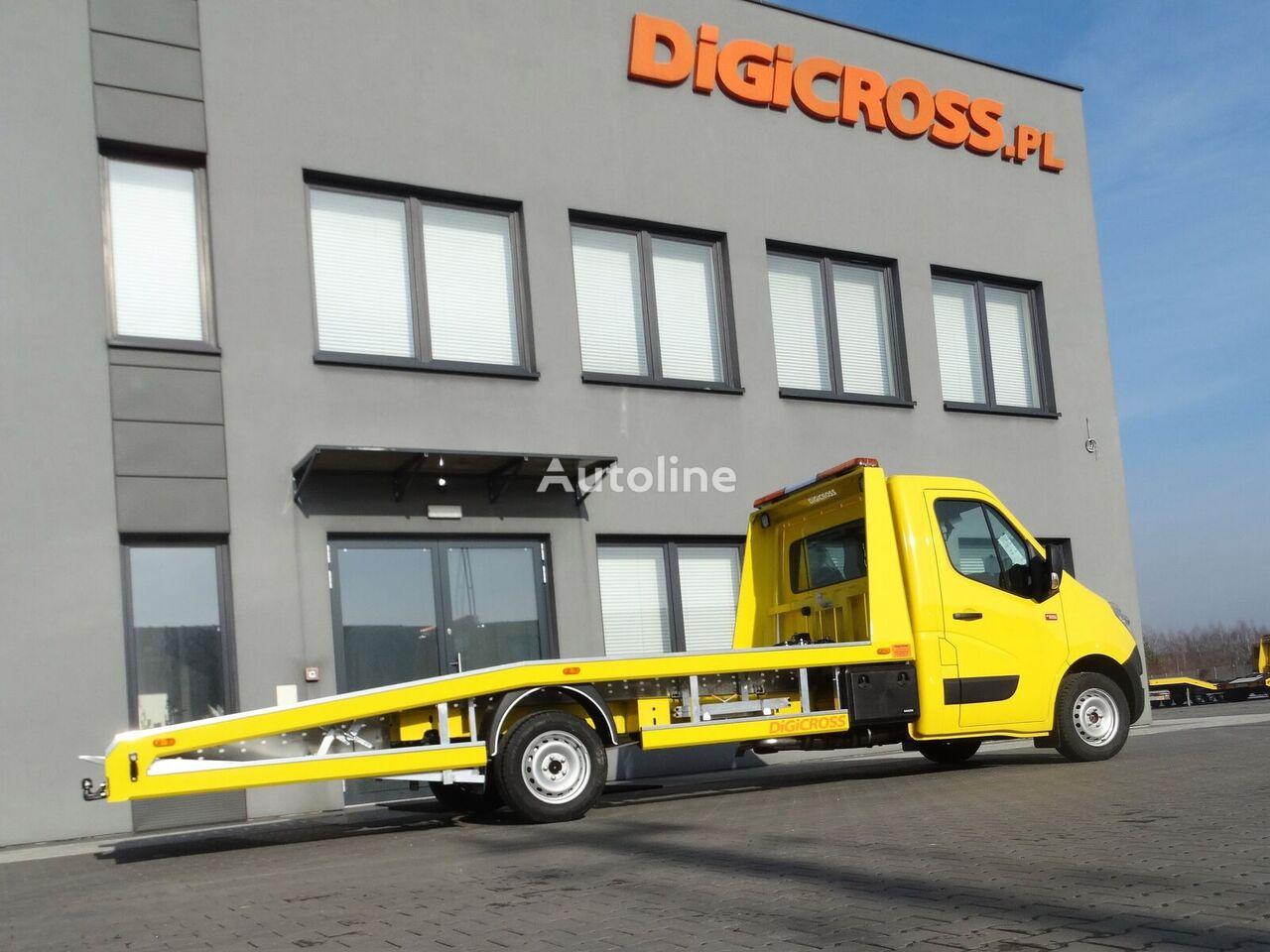 nowa ciężarówka do przewozu samochodów RENAULT Master