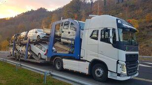 ciężarówka do przewozu samochodów VOLVO FH13 500