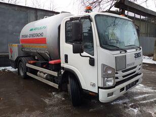 nowa ciężarówka do transportu gazu ISUZU