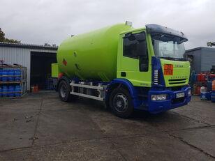 ciężarówka do transportu gazu IVECO Eurocargo