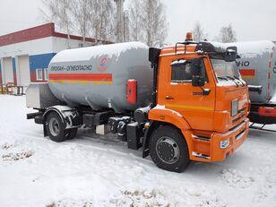 nowa ciężarówka do transportu gazu KAMAZ 45253